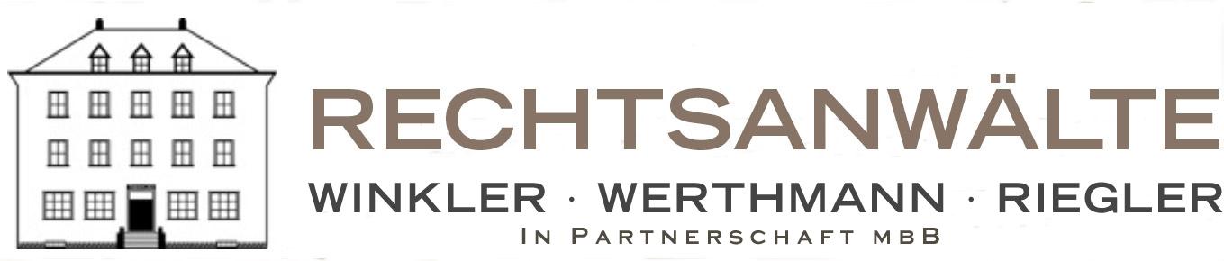 Rechtsanwälte Winkler, Werthmann, Riegler in Partnerschaft mbB, Bamberg